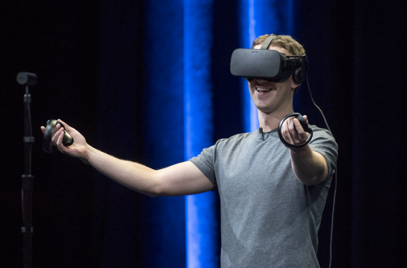 All Oculus Headsets To Require Facebook Logins