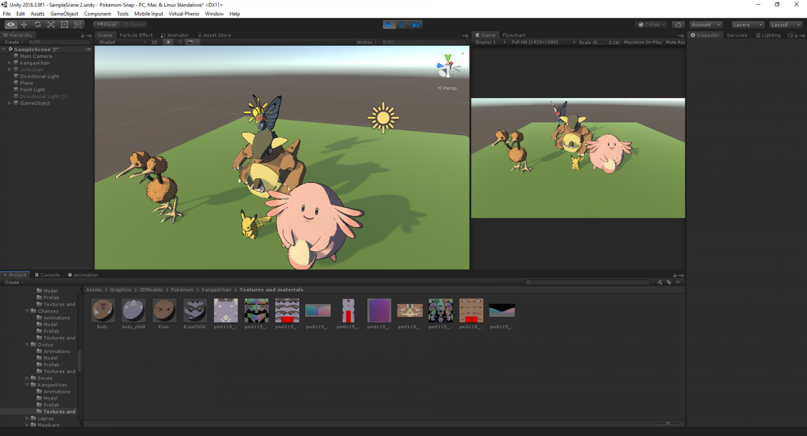 TUTORIAL] Export your Pokémon animated models from 3DS to Unity
