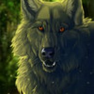 wolfing