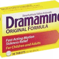 Dramamine!