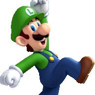 Super Luigi Number 1