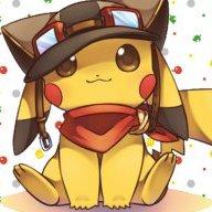 hacked Pikachu