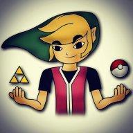 Hyrule Pokémon Trainer