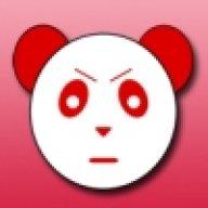 Fiery Panda