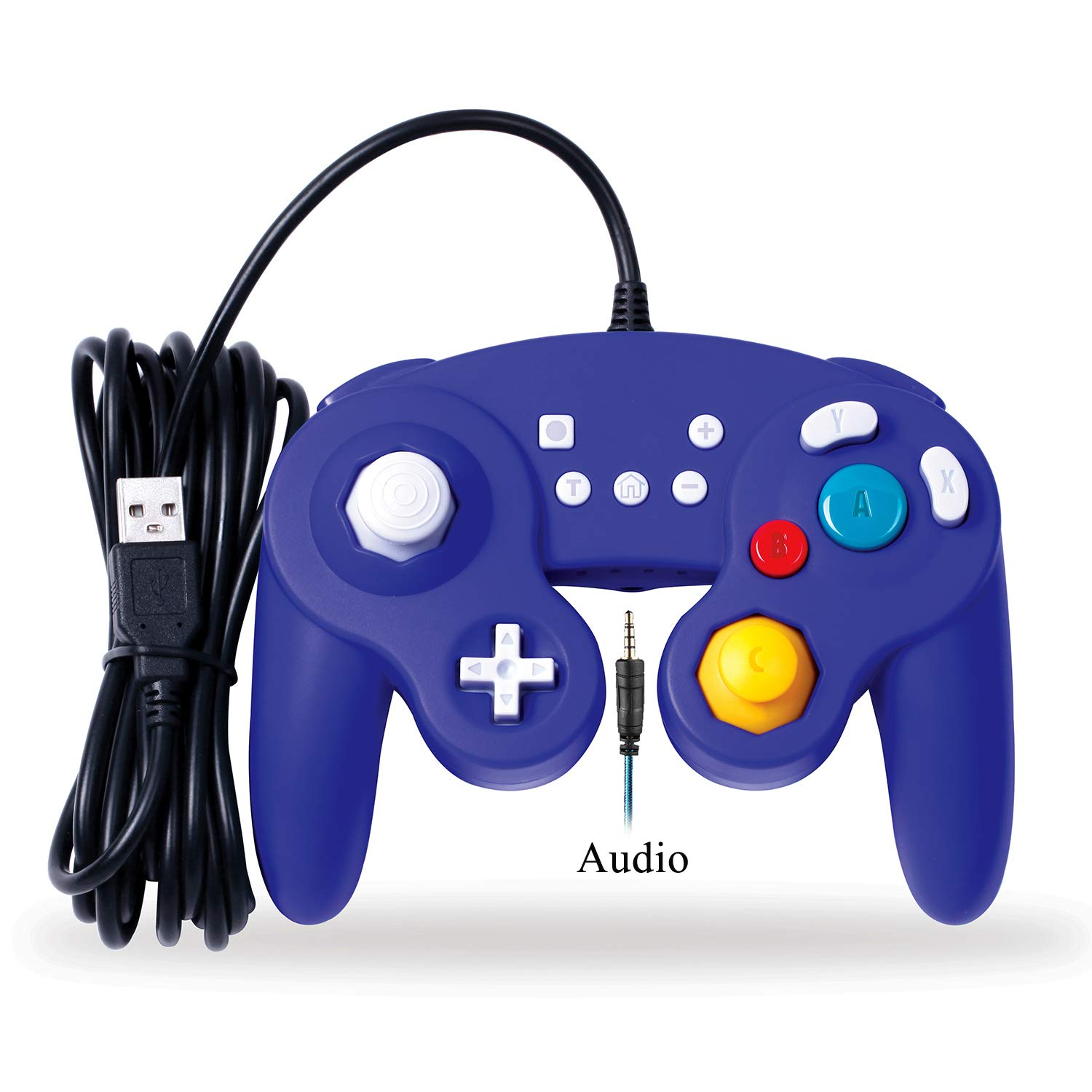 Review: Exlene Wired Gamecube Style Controller for Switch