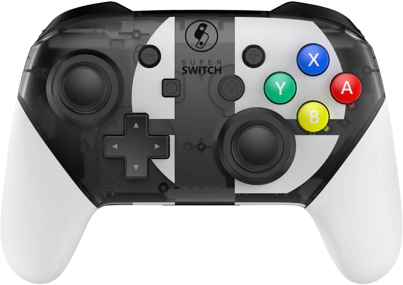 Review: Super Switch Pro Controller Shell Swap Smash Edition