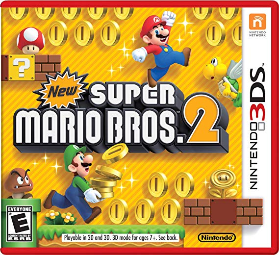 User Review New Super Mario Bros 2 Nintendo 3ds Gbatemp Net The Independent Video Game Community