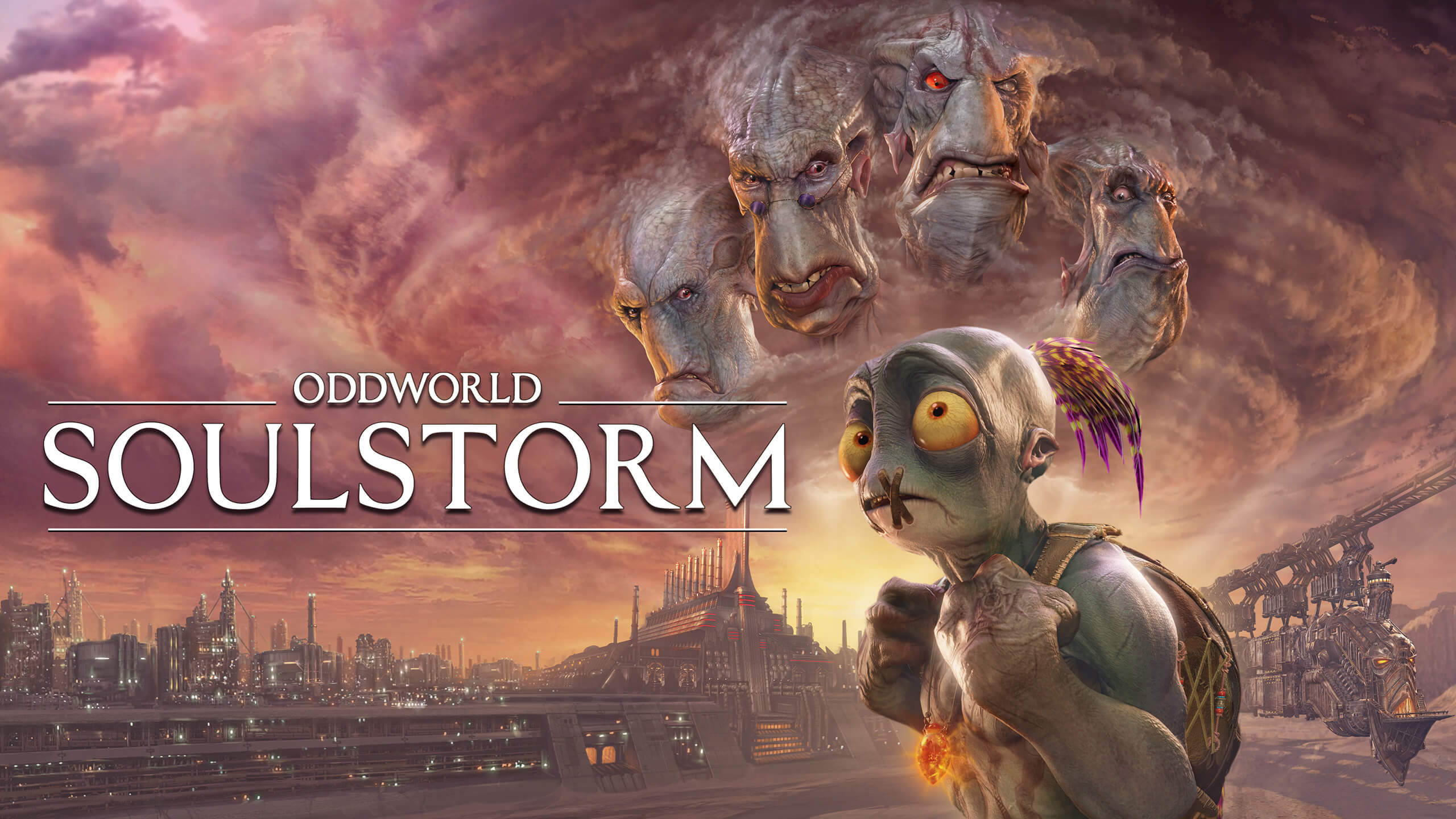 User Review: Oddworld: Soulstorm (PlayStation 5) | GBAtemp.net - The  Independent Video Game Community