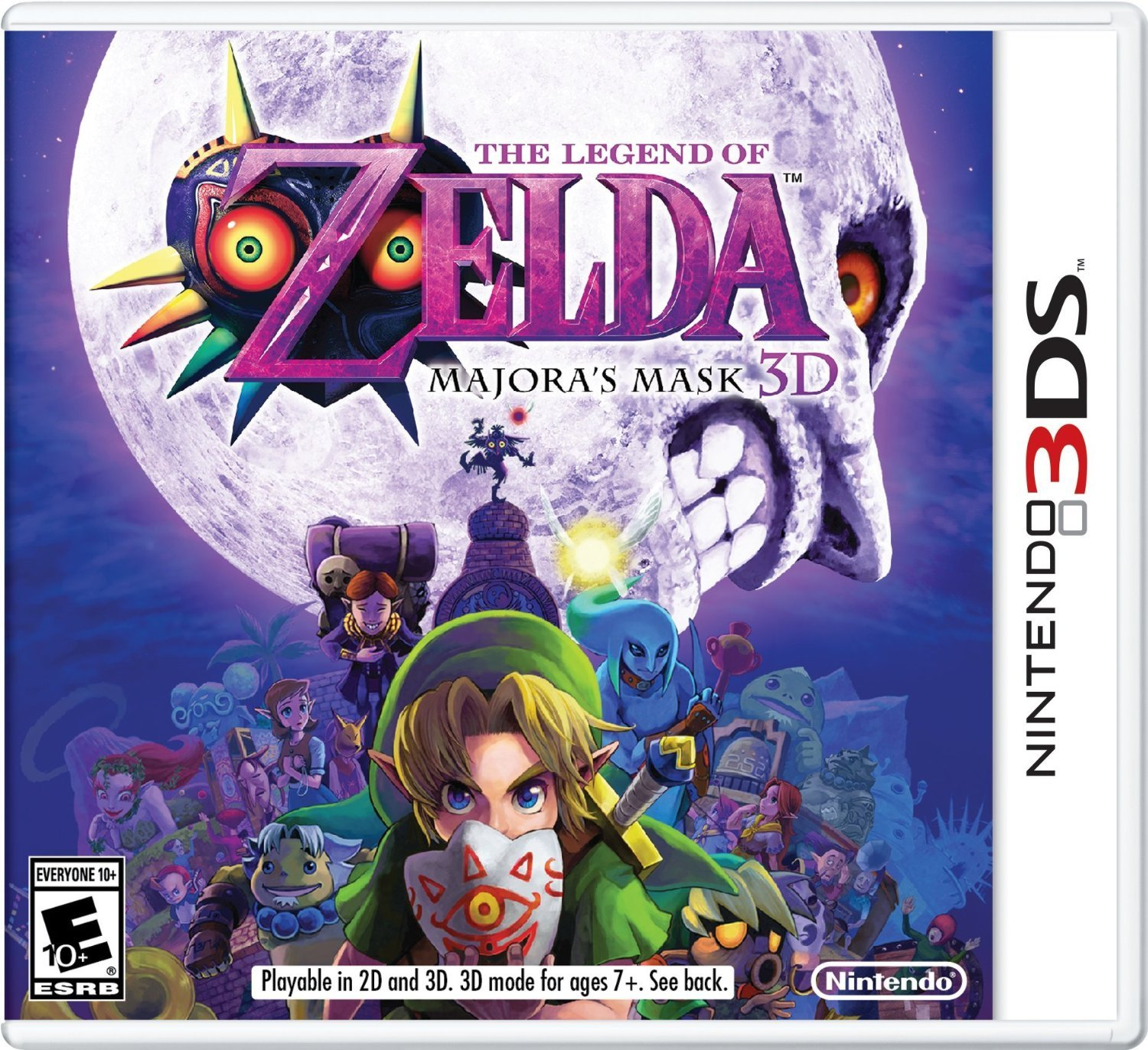 Review: The Legend Of Zelda: Majora's Mask 3d (nintendo 3ds)  Gbatemp   The Independent Video Gamemunity