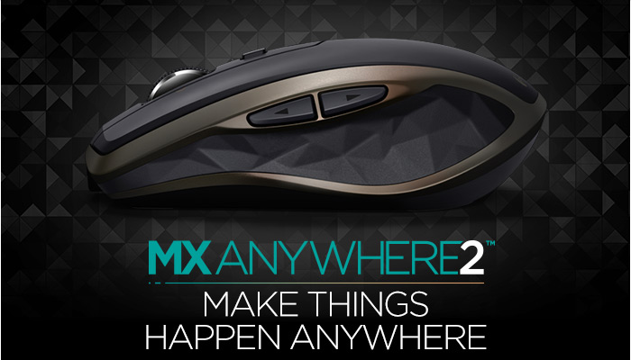 logitech anywhere mx mouse drivers