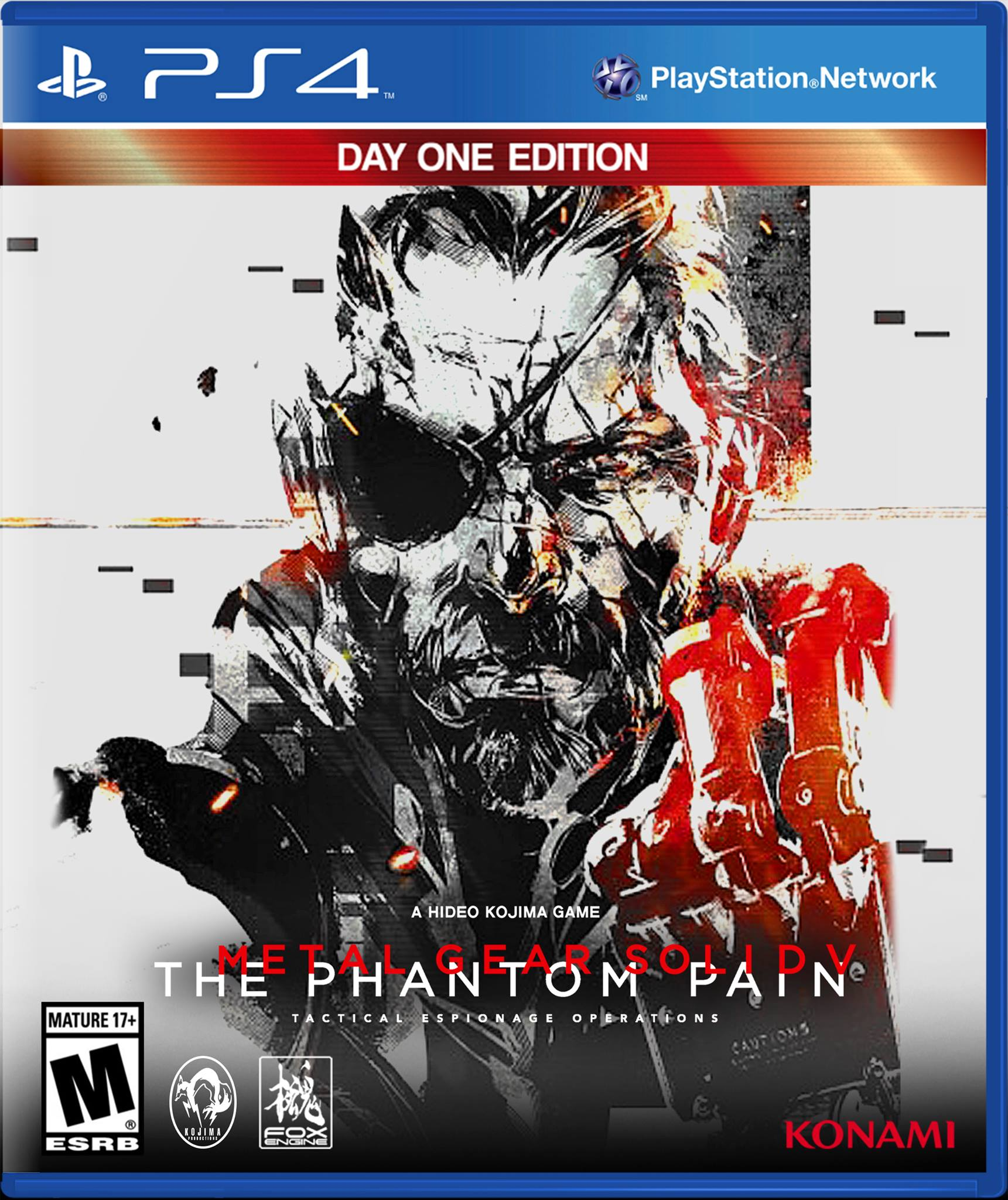 Review: Metal Gear Solid V (PlayStation 4)