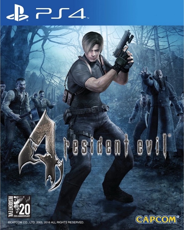 Official Review Resident Evil 4 Hd Playstation 4 Gbatemp Net