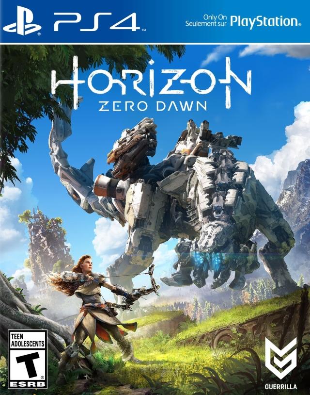 Review: Horizon: Zero Dawn (PlayStation 4)   GBAtemp.net - The ...