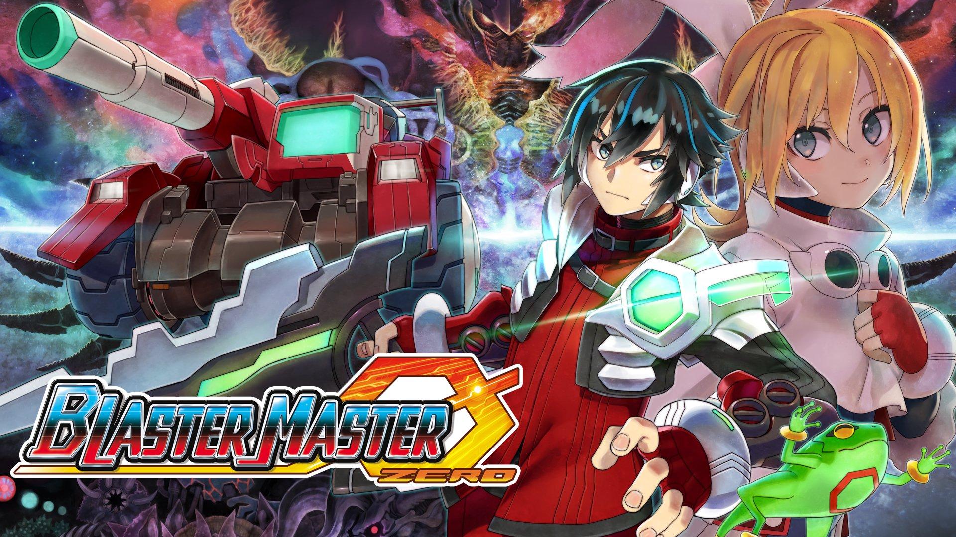 Review: Blaster Master -Zero- (Nintendo Switch) | GBAtemp