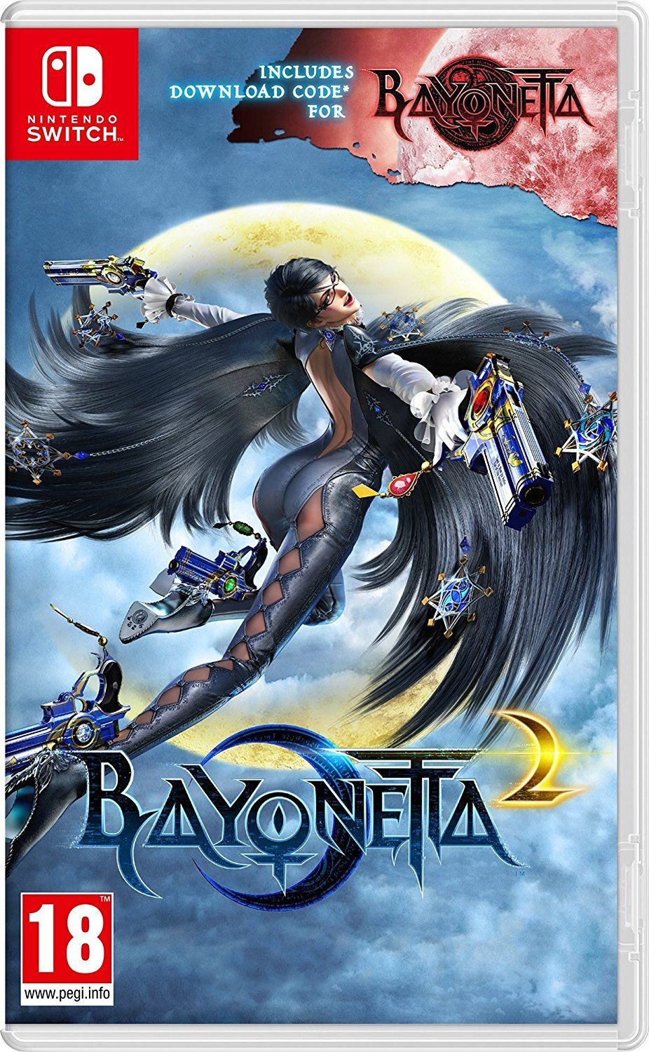 Review: Bayonetta + Bayonetta 2 (Nintendo Switch) | GBAtemp net