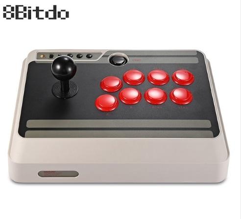 Review: 8Bitdo N30 Arcade Stick (Hardware) | GBAtemp net