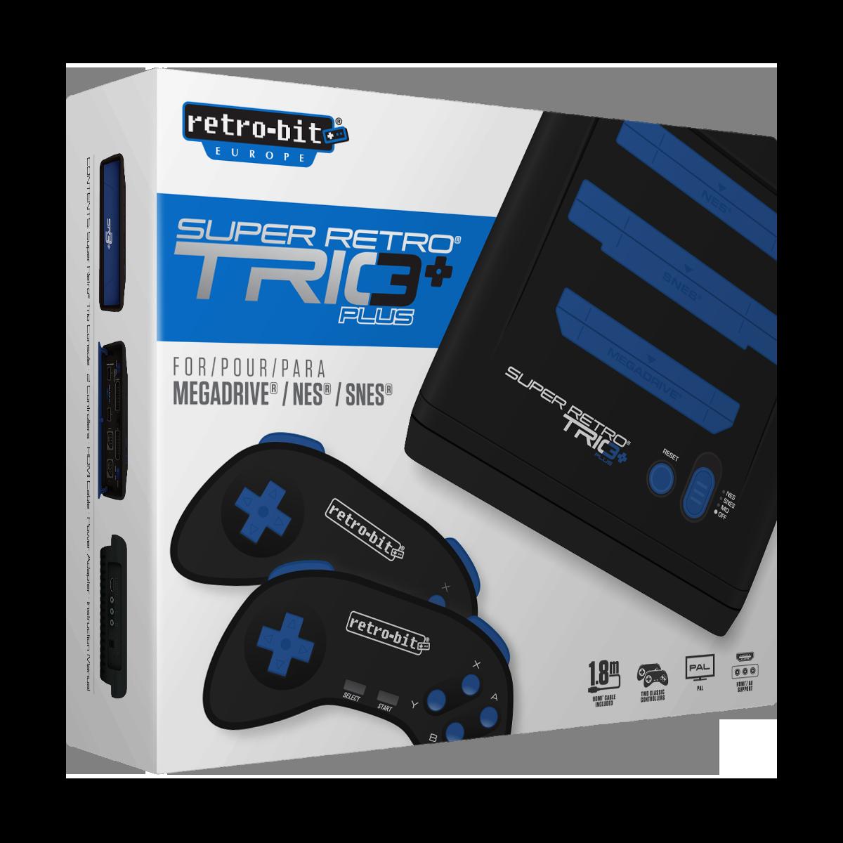 Review: Super RetroTRIO Plus (Hardware) | GBAtemp net - The