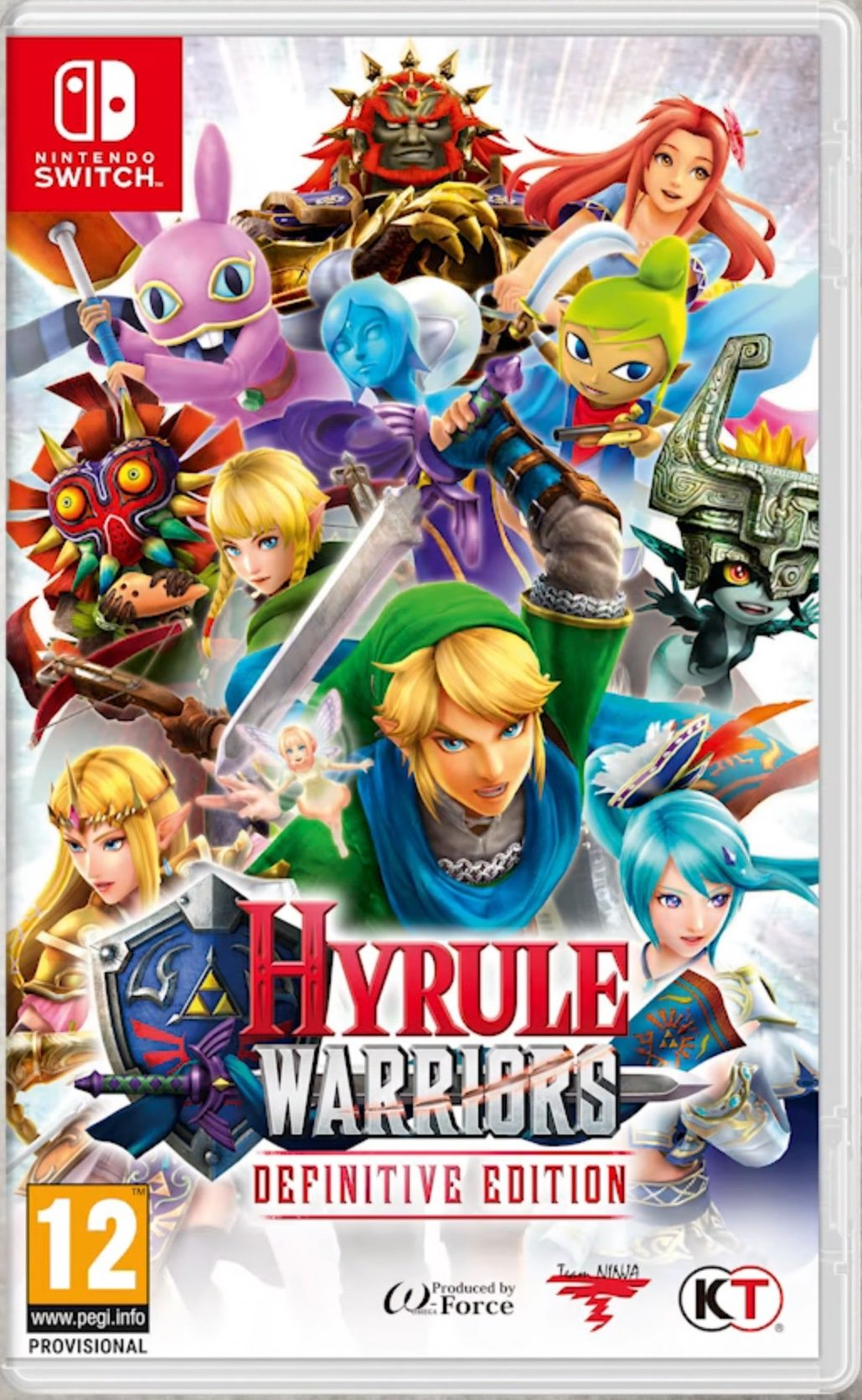 Official Review Hyrule Warriors Definitive Edition Nintendo Switch Gbatemp Net The Independent Video Game Community