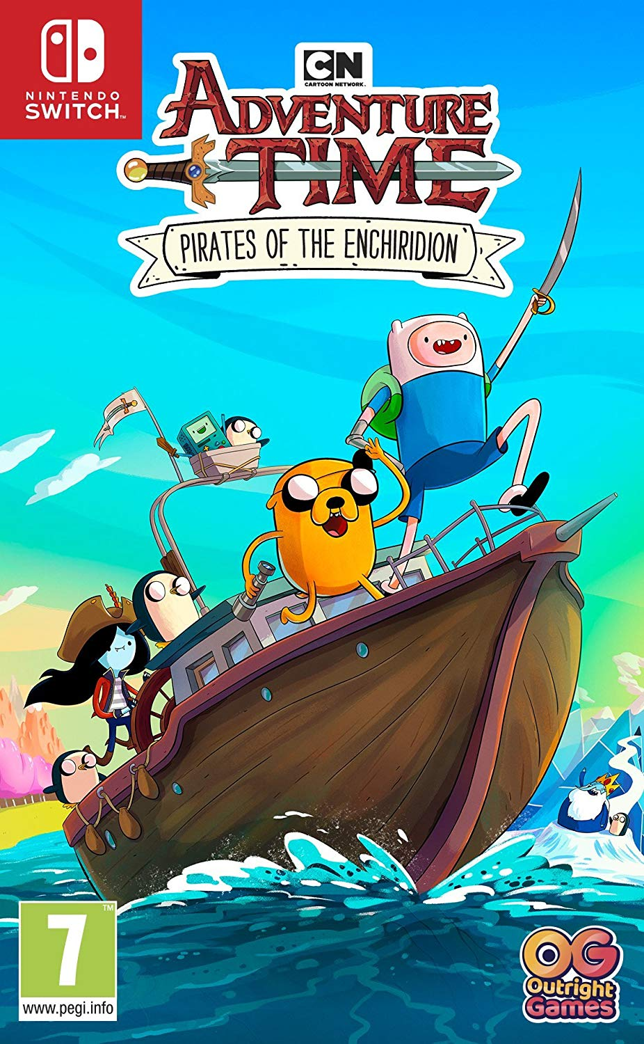 Review: Adventure Time: Pirates of the Enchiridion (Nintendo Switch