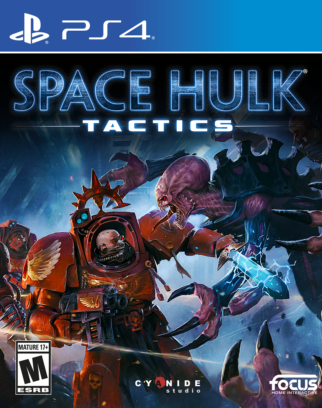 Review: Space Hulk: Tactics (PlayStation 4) | GBAtemp net - The