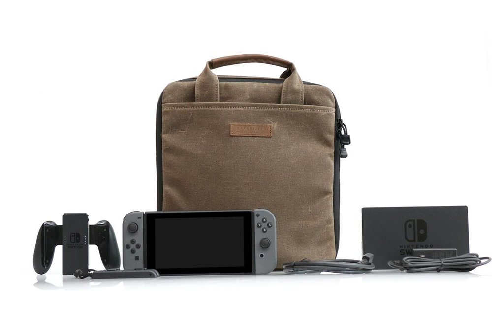 Review: Nintendo Switch Multiplayer Pro Case (Hardware) | GBAtemp