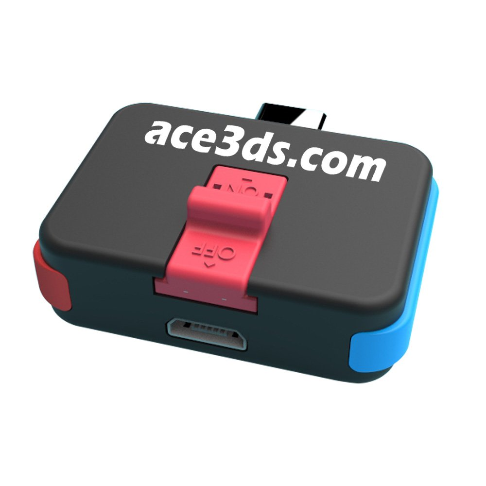 Review: New AceNS (Hardware) | GBAtemp net - The Independent Video