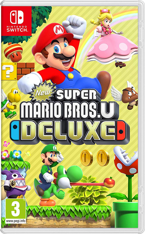 Review: New Super Mario Bros  U Deluxe (Nintendo Switch