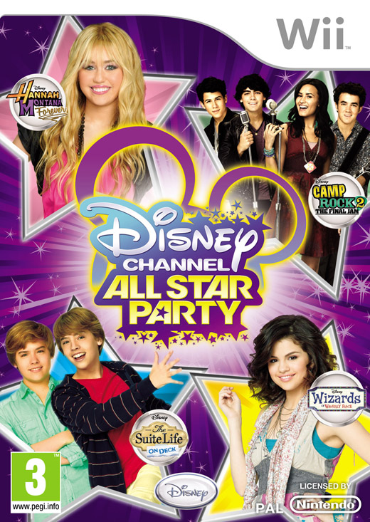 [Wii] Disney Channel All Star Party [PAL] [Multi]