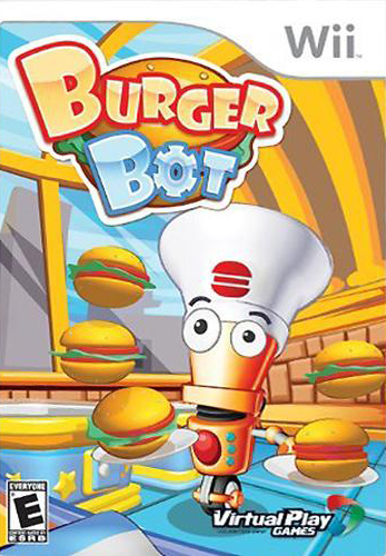 Burger Bot USA WII [FS]