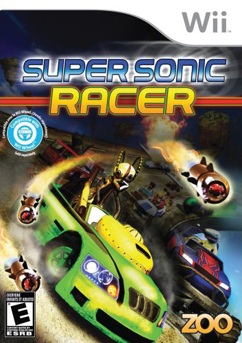 [WII] SuperSonic Racer - ITA