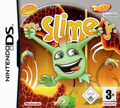 MR SLIME JR (EUR) [NDS] 3483
