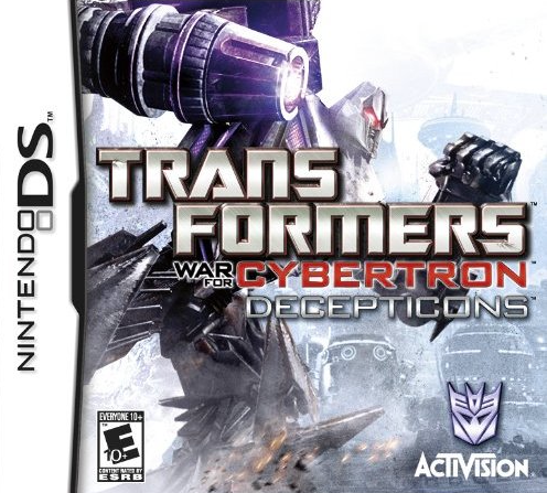 Transformers: War For Cybertron - Decepticons [NDS] - Juegos Pc Games - Lemou's Links - Juegos PC Gratis en Descarga Directa
