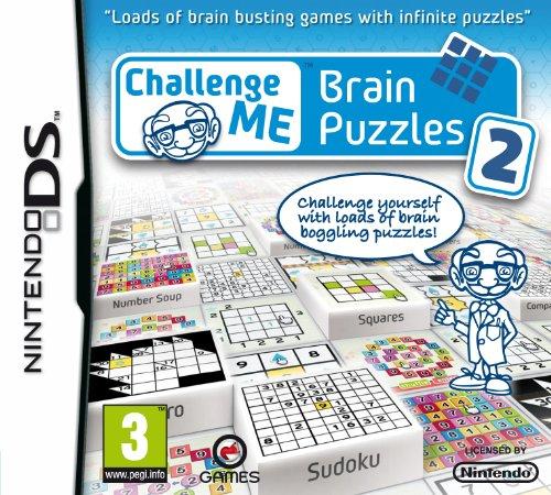 حصريا |:| Nintendo |:|Challenge Me Brain Puzzles 2 Ds|:|  7083