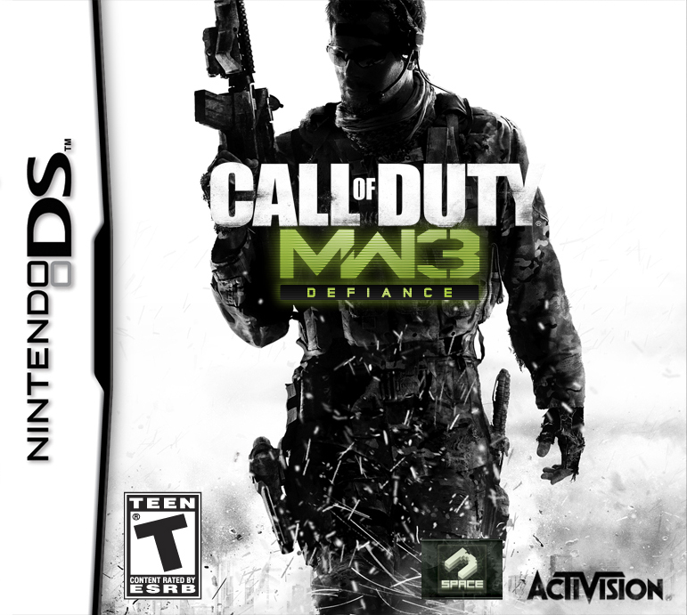 Call of Duty : Modern Warfare 3 - Defiance DS