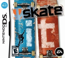 Thumbnail 1 for Skate It DS (USA)