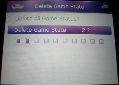 how to delete save games in dishonered 2