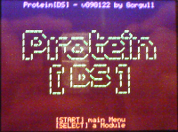 Thumbnail 1 for Protein DS