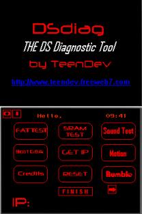 Thumbnail 1 for DSdiag