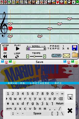 Mario paint composer baixar para windows