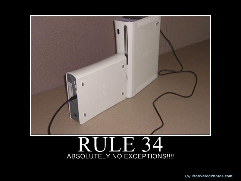 rule number 34 website