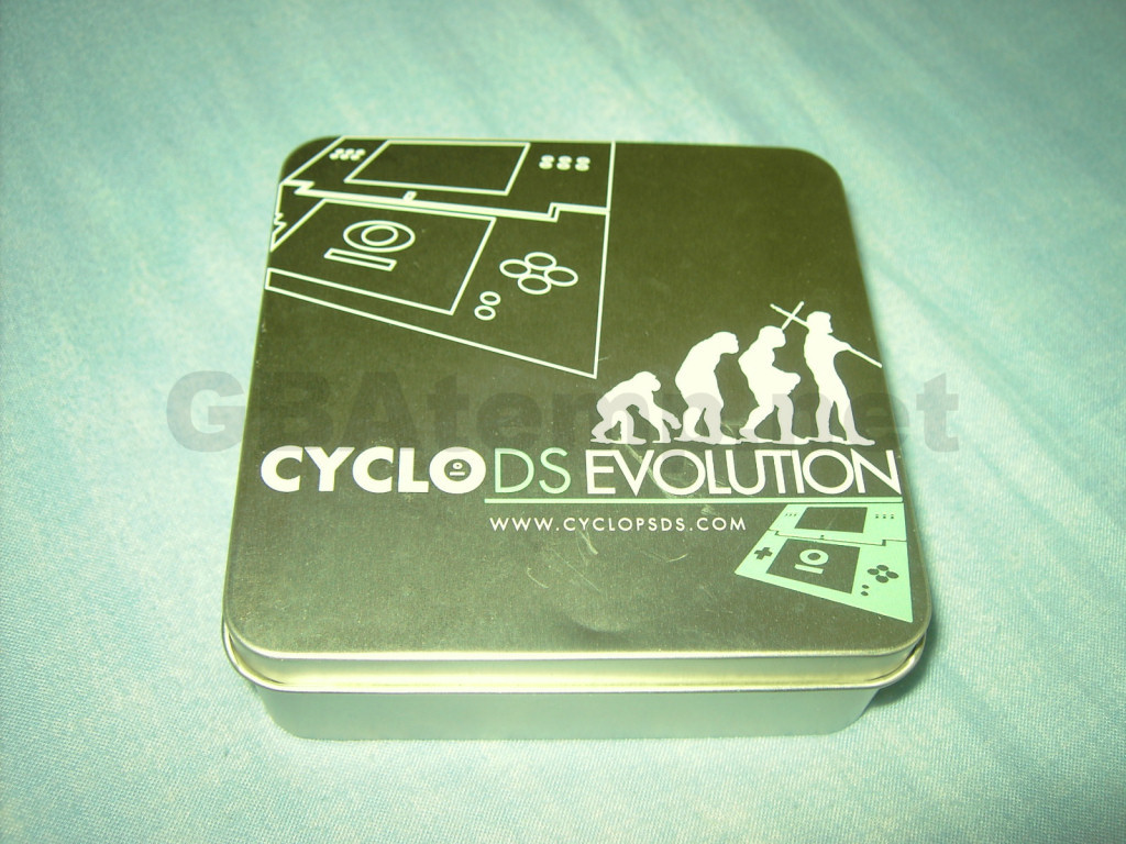 CycloDS Evolution Review | GBAtemp.net - The Independent ...