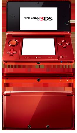 Официальный анонс Nintendo 3DS