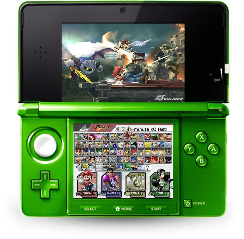 Nintendo 3DS Upcoming Games  GBAtemp.net  The